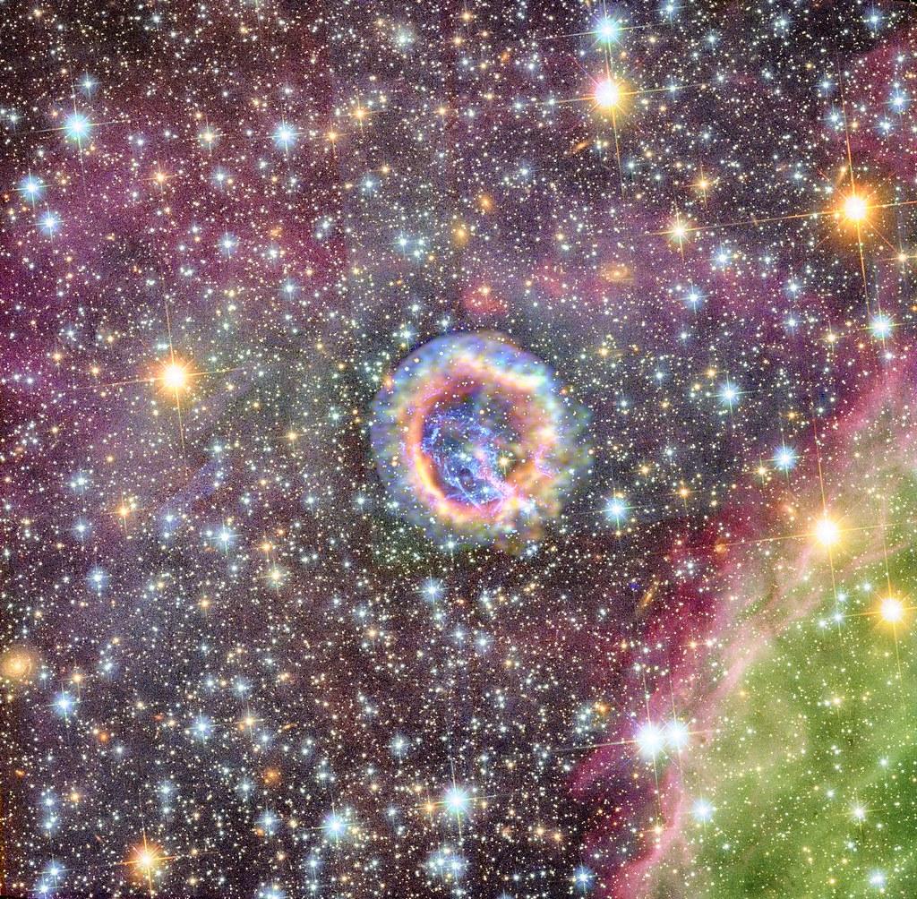 Supernova E0102.