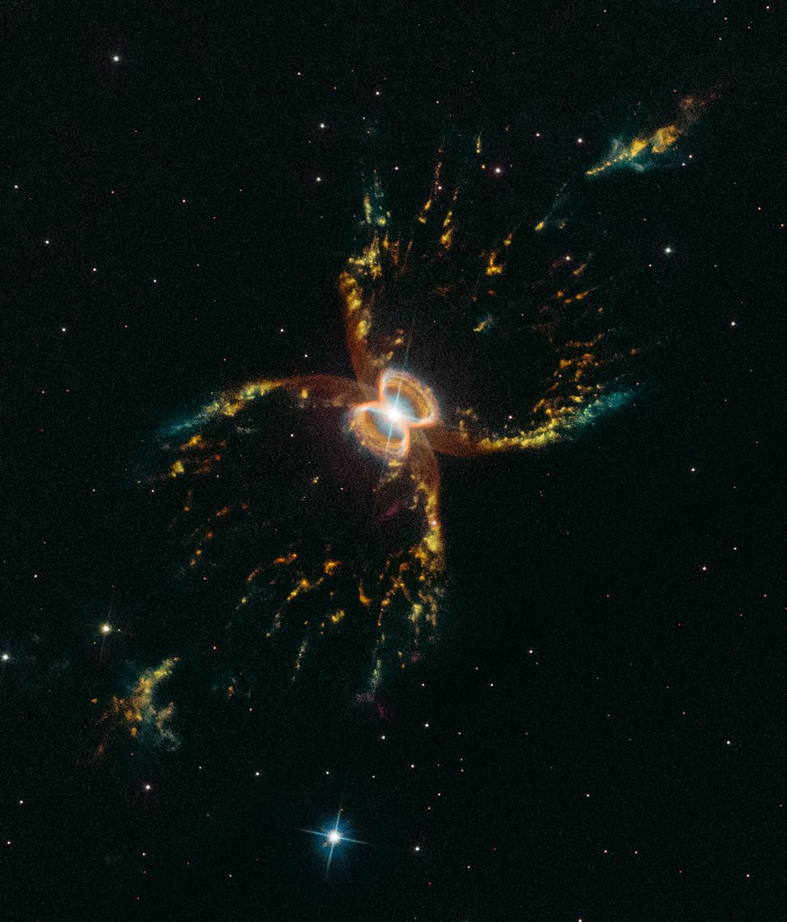 Southern Crab Nebula.